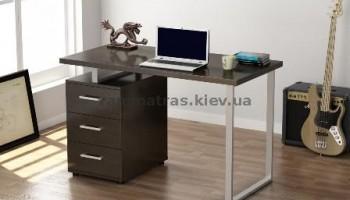 Отличительные особенности компьютерных столов с ящиками