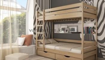Деревянная мебель из массива на заказ и ее преимущества