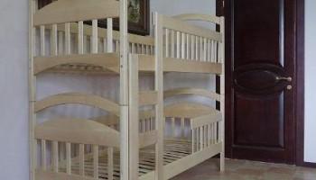 Двухъярусные кровати - их недостатки и преимущества