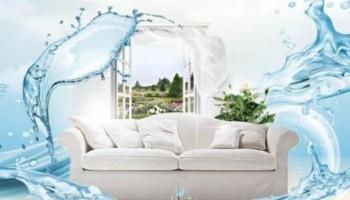 Рекомендации по очистке мягкой мебели