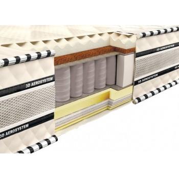 Магнат мемори-латекс-кокос 3D Neolux