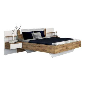 Кровать Асти 160 см с тумбами без каркаса MiroMark