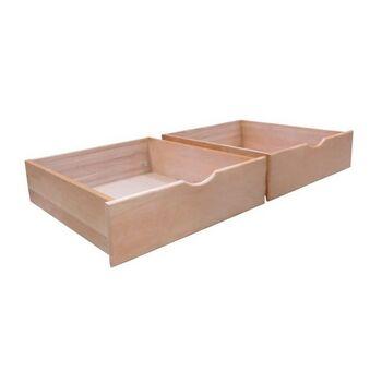 Ящик подкроватный в изножье Ясень Yason