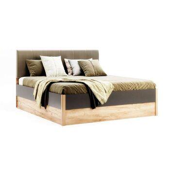 Кровать Рамона 160 см без каркаса, мягкая спинка MiroMark
