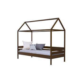 Кровать Амми Бук массив Эстелла 90x190