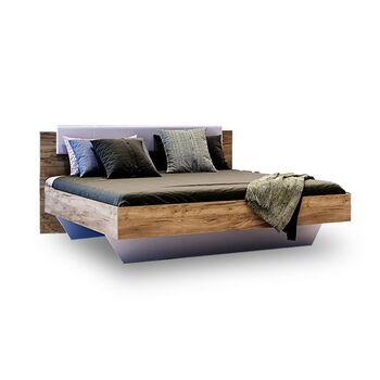 Кровать Асти 160 см мягкая спинка без каркаса MiroMark