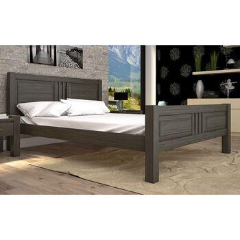 Кровать Модерн-8 (бук) ТИС 180x200