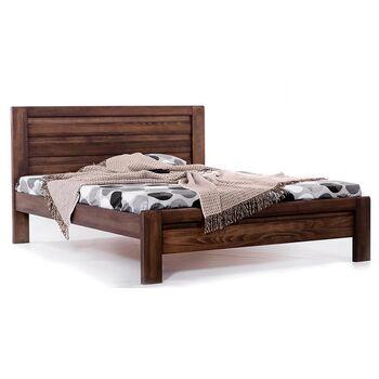 Кровать Люкс Бук массив Клен 140x200