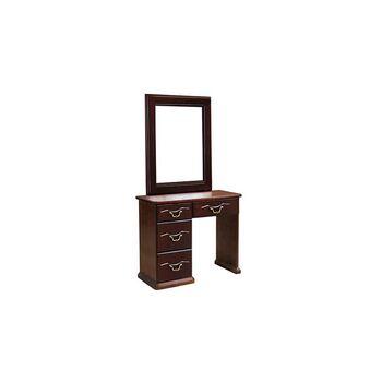 Туалетный стол Ева (однотумбовый) Елисеевская мебель 90x40x75